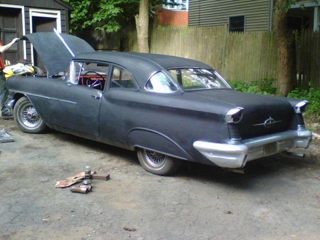 1957 Oldsmobile 88 Base Sedan 2 Door 6 1l For Sale In