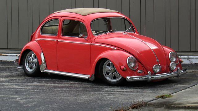 1957 OVAL WINDOW RAGTOP MAGAZINE FEATURED SHOW CAR 1835CC