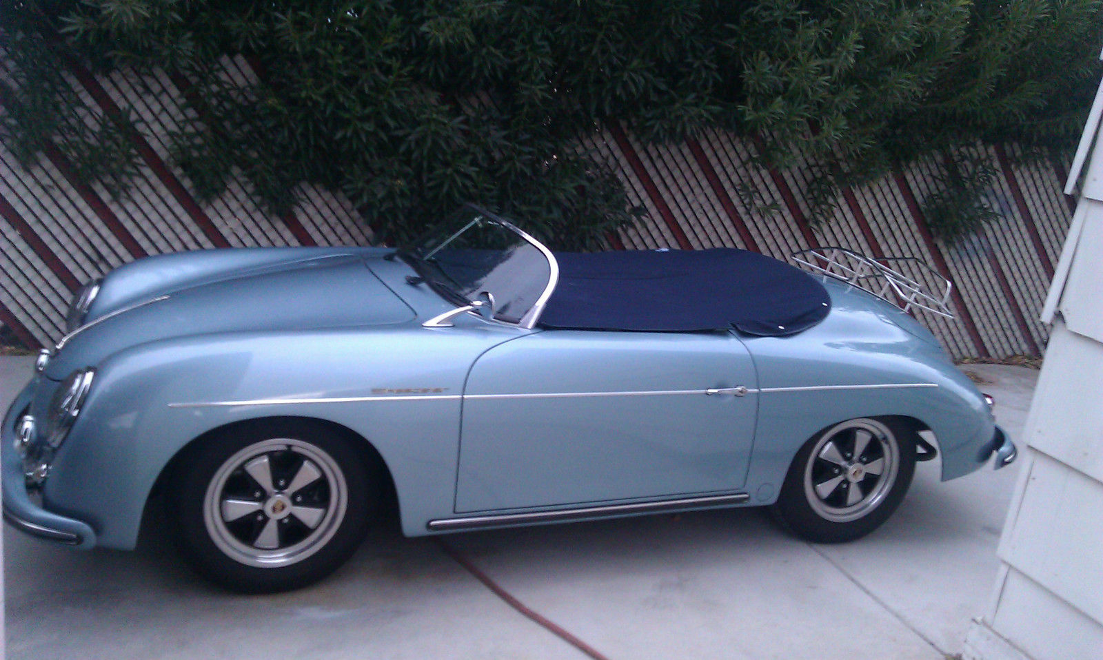 1957 Porsche Speedster Replica Beck For Sale In Las Vegas