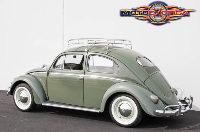 1957 volkswagen beetle oval window for 1957 oval window vw bug