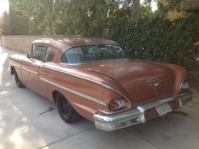 Santa Paula Chevy >> 1958 Chevrolet Chevy Del Rey 2 door for sale in Santa ...