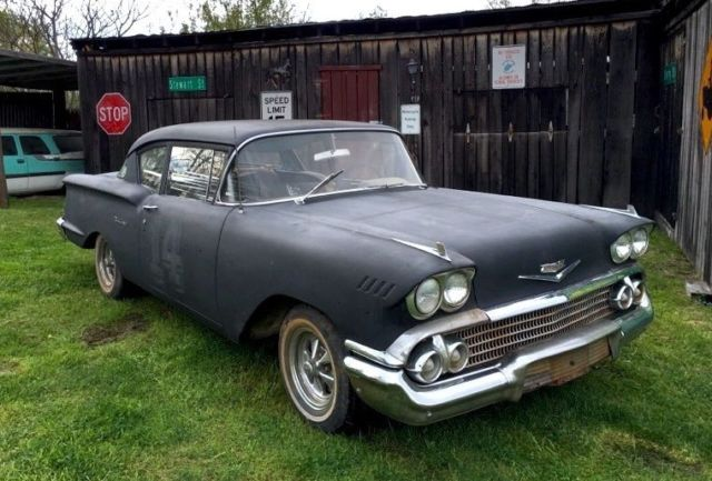 1958 chevrolet delray coupe for Motor vehicle trenton nj number