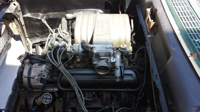 1958 Ford Ranchero Project 5 0 Fi Engine Aod Transmission