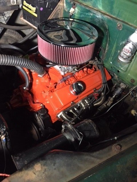 1958 GMC / CHEVY APACHE 3100 PICKUP for sale: photos, technical