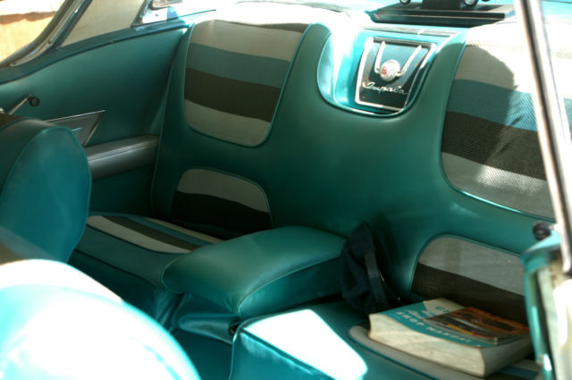 Classic Cadillac For Sale >> 1958 IMPALA COUPE 348CI ENGINE 4 BARREL CARB, WHITE /TURQUOISE, 95% ORIGINAL for sale in ...