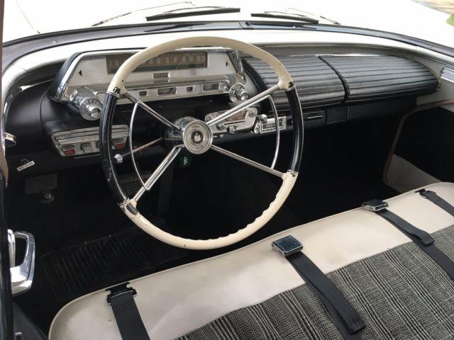 1958 Mercury Commuter 4dr Hdt Station Wagon For Sale