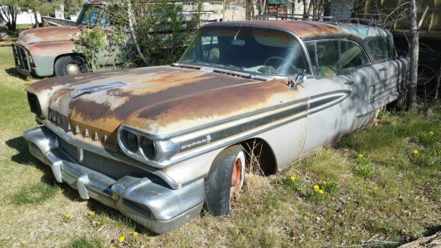 1958 Oldsmobile Super 88 Fiesta Station-Wagon Hardtop Roof ...