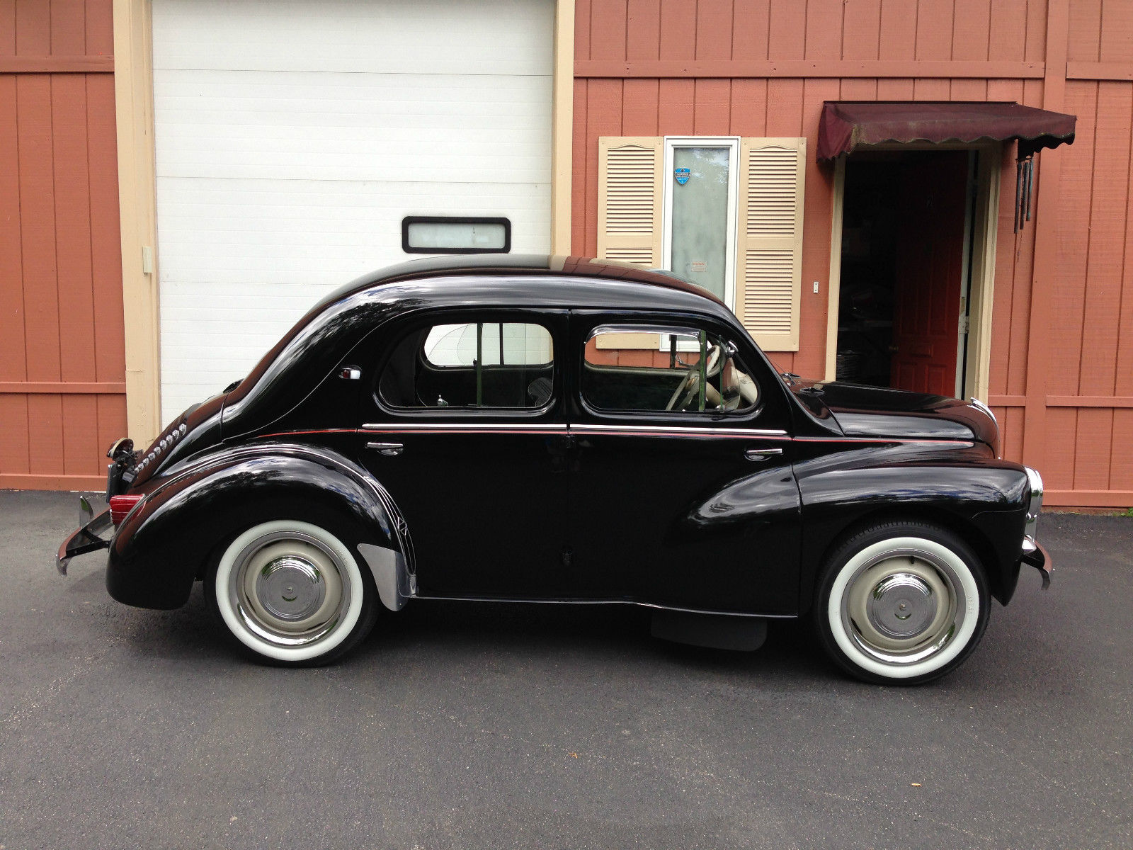 Fuel Near Me >> 1958 Renault 4CV for sale in Portland, Maine, United ...
