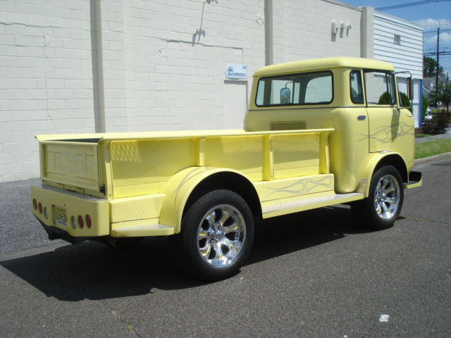 Willys Jeep Truck For Sale >> 1958 Willys Jeep FC 150 SHOW and GO Truck -- GORGEOUS ...