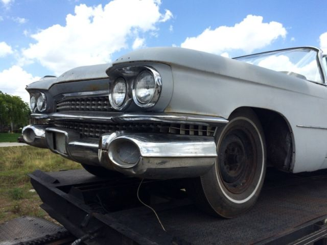 1959 Cadillac Series 62 Convertible For Sale In Hollywood Florida