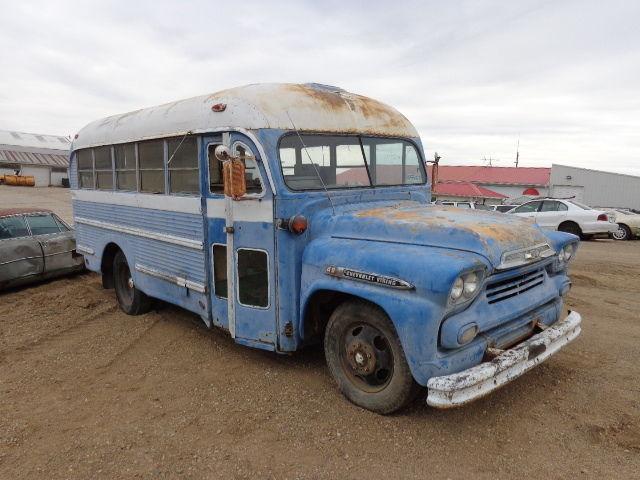 1959 Chevrolet Chevrolet Viking 40 Shorty School Bus