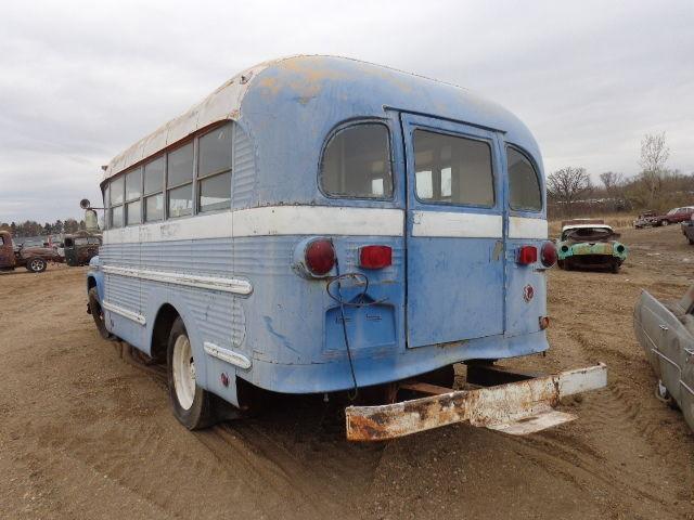 1959 Chevrolet Chevrolet Viking 40 Shorty School bus ...