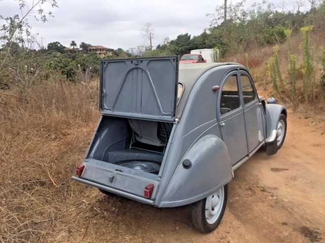 1959 citroen 2cv deux chevaux for sale  photos  technical