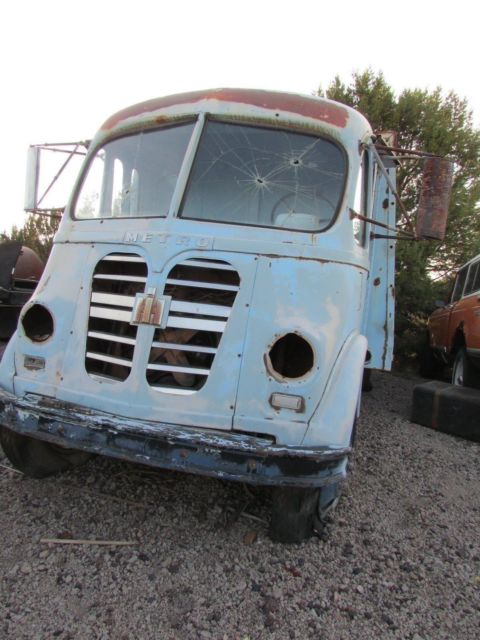 94422edc6f 1959 International Harvestor Metro Step Van Delivery Sparkletts  Short Cab  Uniq for sale  photos
