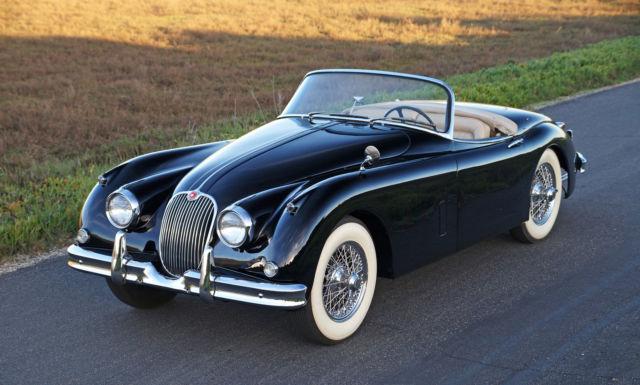 1959 jaguar xk150 se ots absolutely stunning numbers matching roadster for sale in santa. Black Bedroom Furniture Sets. Home Design Ideas