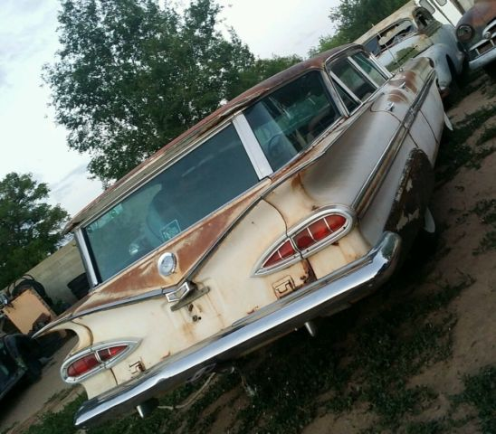 1959 NOMAD WAGON For Sale In Albuquerque, New Mexico