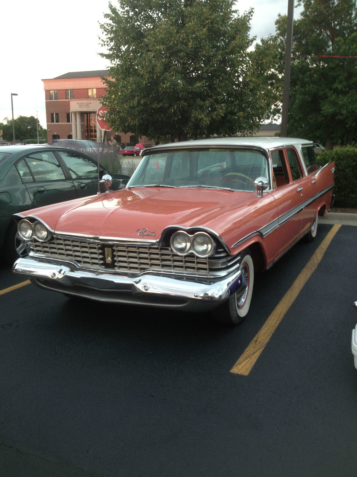 1959 Plymouth Suburban Sport For Sale In Elgin Illinois