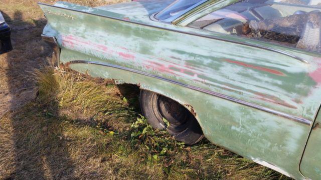 1959 pontiac strato chief bonneville    rare all original