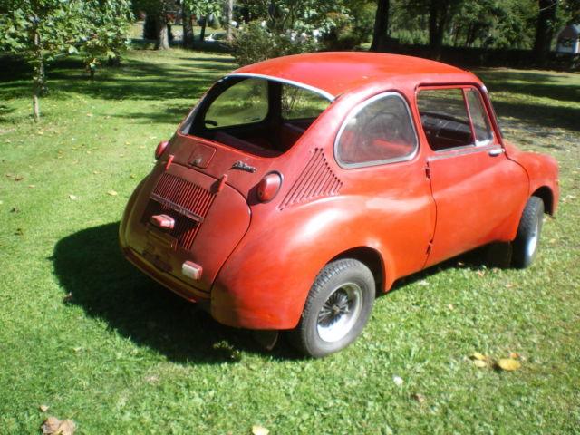 1959 SUBARU 360 MINI MICRO CAR for sale in Easton