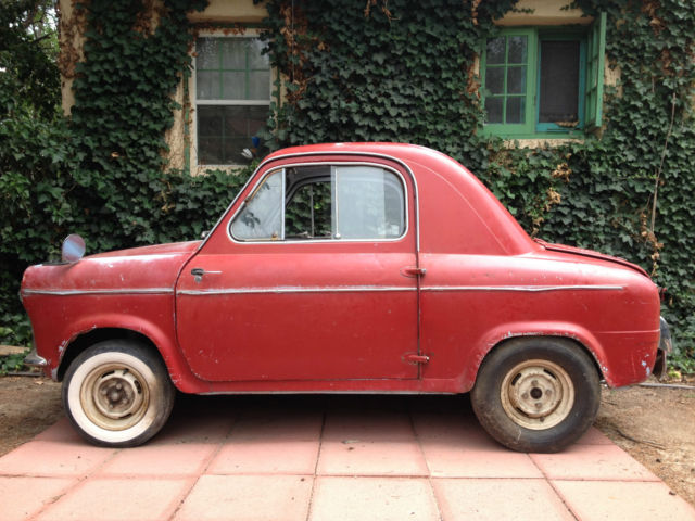 1959 vespa 400 for sale in albuquerque new mexico united states. Black Bedroom Furniture Sets. Home Design Ideas