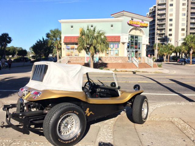 vw dune buggy georgous classic meyers manx style tow hitch unique  sale