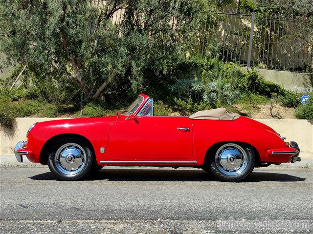 1960 356b cabriolet t5 b 1600 super california car since new coa for sale in sonoma. Black Bedroom Furniture Sets. Home Design Ideas
