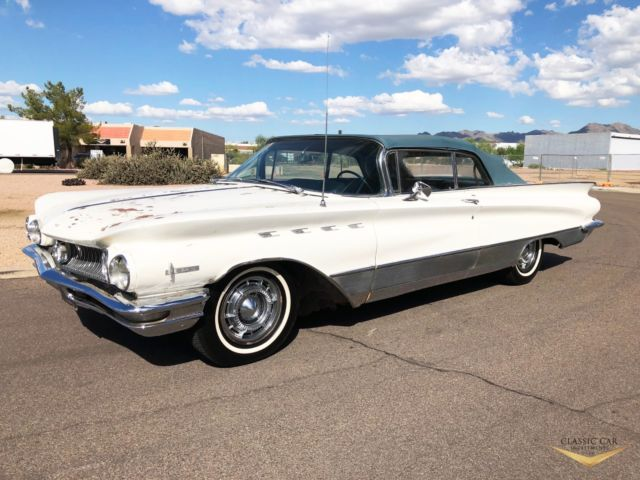 1960 Buick Electra 225 Convertible - Rare Barn Find - Runs & Drives - Must See!!