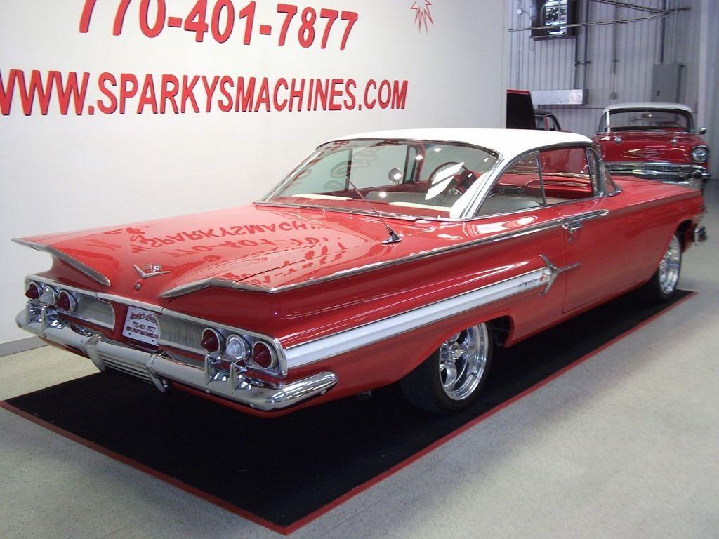 1960 Chevrolet Impala 2 Door Hardtop For Sale In Fresno California