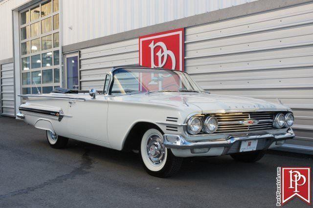 NEW BLACK ORIGINAL STOCK 1960 CHEVY IMPALA Cars, Trucks & Vans ...