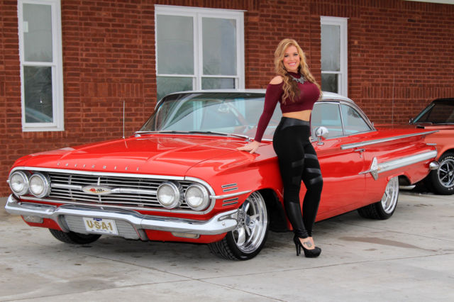 1960 Chevy Impala Sale Price Free Shipping 348 Ps Power Brakes