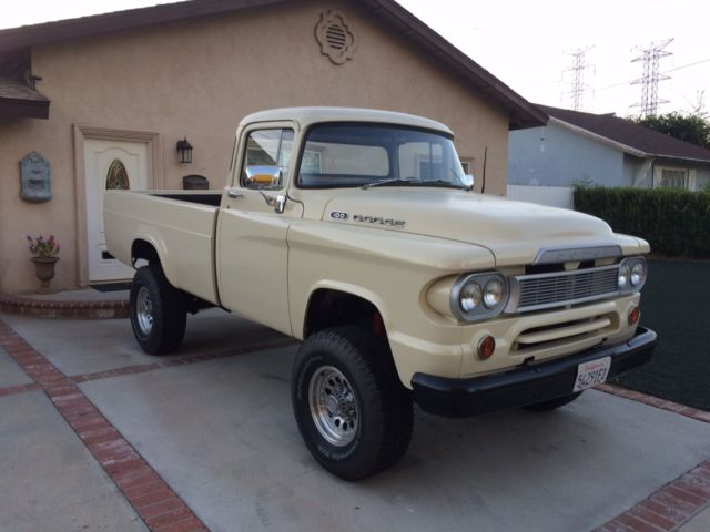 1960 dodge d100 4x4 pick up for sale in northridge california united states. Black Bedroom Furniture Sets. Home Design Ideas