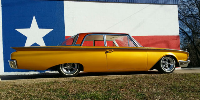 1960 Ford Fairlane Galaxie 500 Kustom Panel Roof