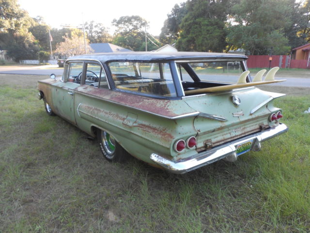 1960 impala  biscayne 2 door brookwood wagon ls powered