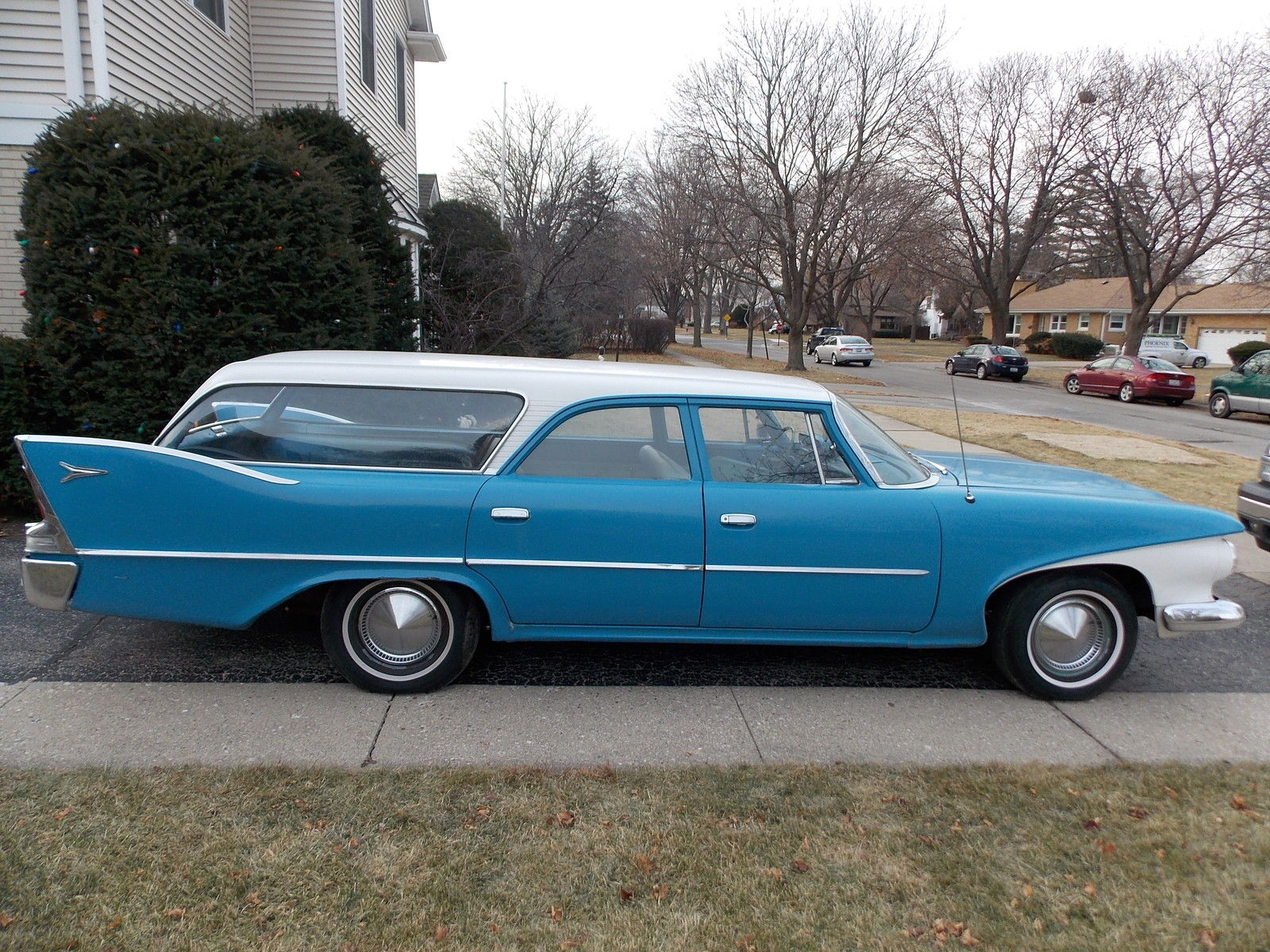 1960 plymouth suburban for sale in des plaines illinois. Black Bedroom Furniture Sets. Home Design Ideas
