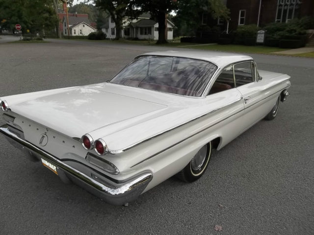 BMW West Springfield >> 1960 PONTIAC VENTURA CATALINA HARDTOP for sale in West ...