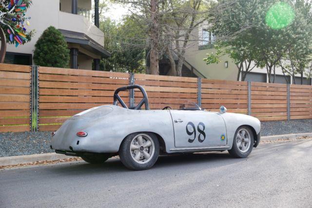 1960 porsche 356 b cabriolet vintage custom race car 911 alfa rare opportunity. Black Bedroom Furniture Sets. Home Design Ideas