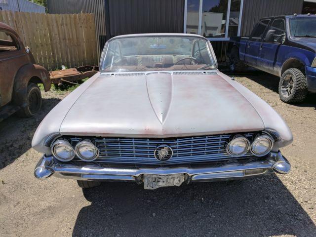 1961 Buick Invicta Custom Bubble Top Nailhead For Sale