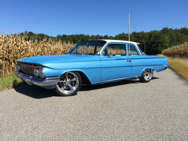 Bel Air Auto Auction >> 1961 Chevrolet Biscayne, Impala, Bel Air 396 BBC for sale ...