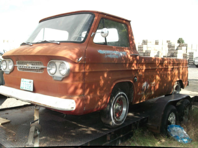 1961 Chevrolet Corvair 95 Rampside Pickup Truck For Sale