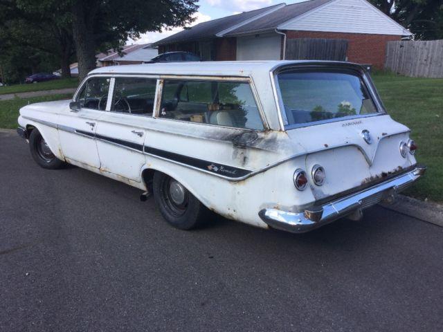 Used Tires Dayton Ohio >> 1961 chevrolet Impala Nomad Wagon for sale: photos ...