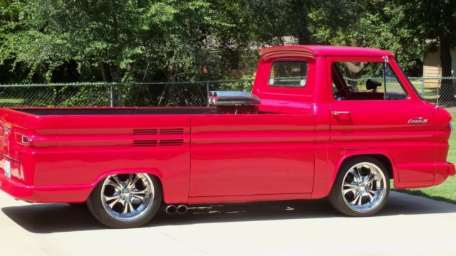 1961 Chevy Corvair Pickup Mid Engine SBC 406 V8 for sale ...