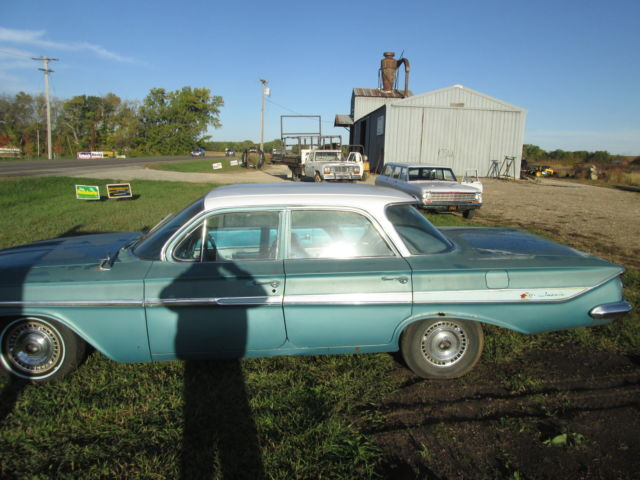 1961 Chevy Impala 4 Door Barn Find For Sale In Emmett