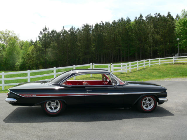 1961 chevy ss impala bubble top 409 custom for sale in soddy daisy tennessee united states. Black Bedroom Furniture Sets. Home Design Ideas