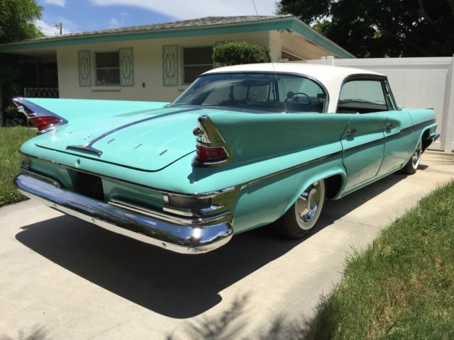 1961 Desoto Adventurer Base Hardtop Chrysler Plymouth