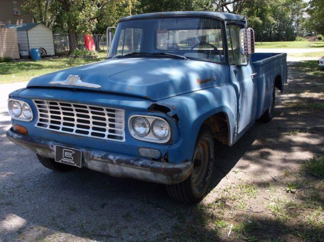 1961 International Truck