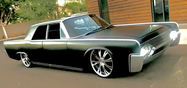 1961 Lincoln Continental Custom Must See