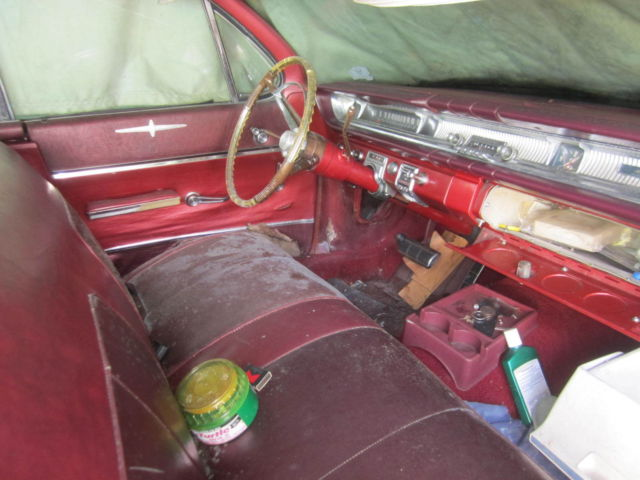 1961 pontiac star chief car automobile starchief vintage 61 with 389 engine for sale in. Black Bedroom Furniture Sets. Home Design Ideas