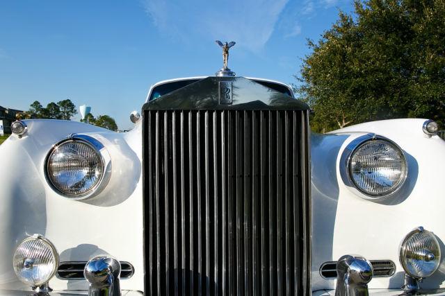 1961 rolls royce silver cloud ii extended wheel base. Black Bedroom Furniture Sets. Home Design Ideas
