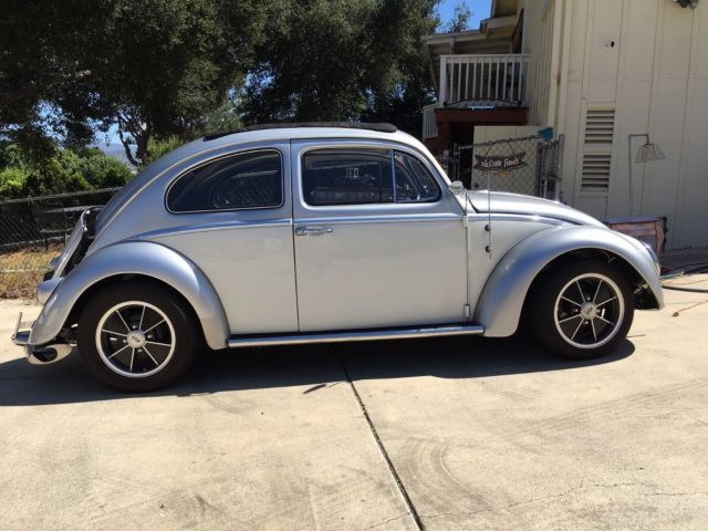 1961 volkswagen bug pro street built vw beetle super fast and done right. Black Bedroom Furniture Sets. Home Design Ideas