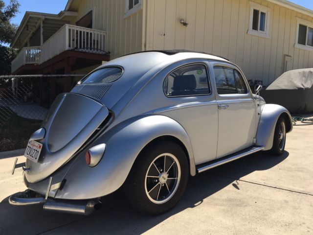 1961 VOLKSWAGEN BUG PRO STREET BUILT VW BEETLE SUPER FAST AND DONE RIGHT